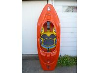 Liquid Logic Scooter playboat for sale