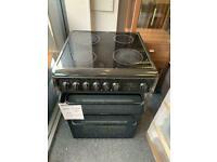 Hotpoint 60W ceramic£180 cooker 6 months warranty