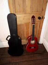 Acoustic guitar for sale - second hand, good working condition