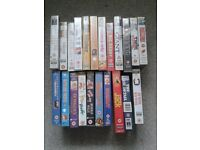 Job lot collection of comedy VHS films 22 in total