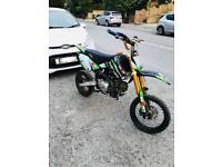 M2r Kmx 140 2017 Model £600 not Quad cr kx rm yz
