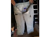 MENS SKI TROUSERS - LARGE