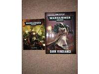 Warhammer 40k Rulebook & How to play Dark Vengeance