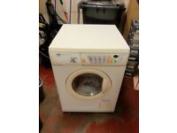 zanussi 6kg 1200 spin washer dryer