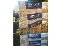 Ibstock Bricks 475 bricks per pack red and yellow £160 per pack for larger amounts