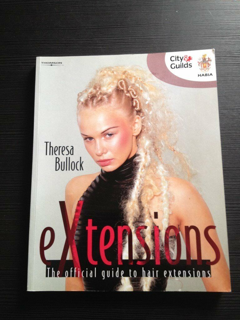 hair extensions book