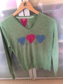 Lovely Ness lambswool jumper