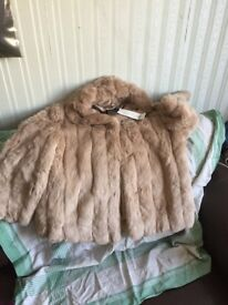 New women jacket for sell with tags still on, faux fur jacket and waterproof jackets