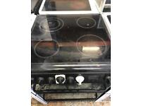 Hotpoint black 60cm full electric cooker