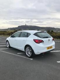 SRI Vauxhall Astra