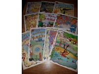 Miles Kelly really silly stories book collection in bag RRP £59.90, £5 for them all
