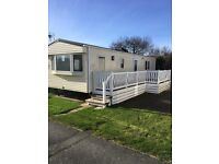 Abi Vista Platinum 36 foot x 12 foot, 2 bedroom, 2011 model, double glazed and central heated