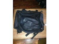 Black Cargo bag
