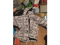 Sessions deluxe snowboard jacket