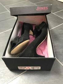 Ladies shoes black - Jones - size 36