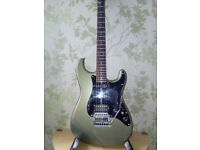 Fender Stratocaster Contemporary MIJ and Case