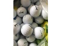 100 srixon soft feel golf balls