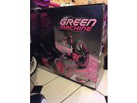 Green machine pink Brand new