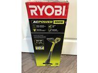 Ryobi electric grass trimmer model RLT3123 300w strimmer brand new in box bargain