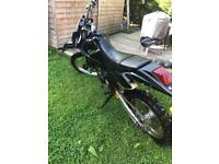 Yamaha dtr 125 2005 learner legal