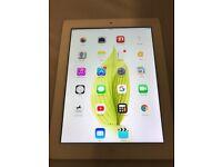 Apple iPad 4 16GB Retina Display White Wi-Fi Only Tablet 9.7