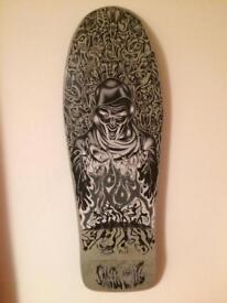 Santa Cruz Tom Knox skateboard deck