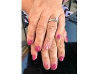 Shellac nails & weekend nails
