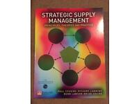Strategic Supply Management - Principles, theory and practice - Cousin et al