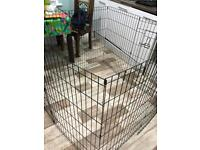Dogs / puppy cage
