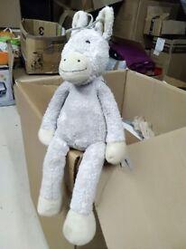 Jellicat toy donkey