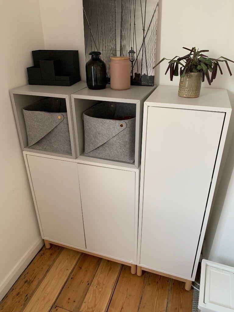Ikea Eket Cabinet Storage Set In Islington London Gumtree