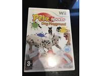 Petz Sports Dog Playground Wii Game