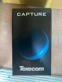 Texecom wireless capture alarm pir post included