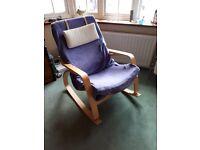 Ikea poang rocking chair £20