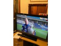 """Sony Bravia 40"""" tv with remote 1080p Hd Freeview"""