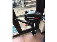 SUZUKI 2.5 FOURSTROKE BOAT OUTBOARD MOTOR