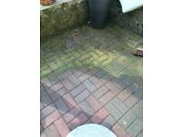 Drive/patio cleaning & Garden maintenance