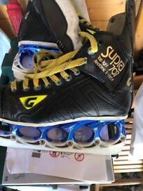 Graf ice skates size 8