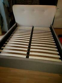 New! King Size Bed Frame