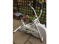 Exercise bike in good working order
