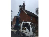 Cherry picker hire south east Eastbourne brighton lewes tunbridgewells East Sussex Kent Surrey