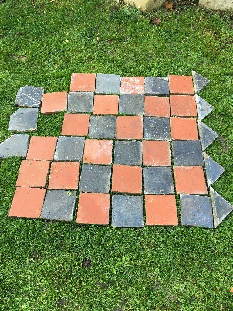 Job lot victorian floor tiles in brockworth gloucestershire job lot victorian floor tiles dailygadgetfo Image collections