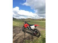 2001 Honda Cr 250 (not Kxf Crf yzf rmz Ktm 125 450)