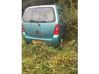 Suzuki Wagon R - spares/repair