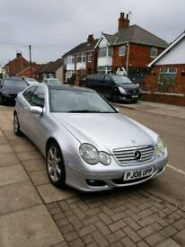 Mercedes C180K cheap 12 mth MOT