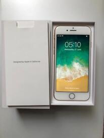 iPhone 8 gold 64gb unlocked like new