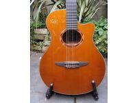 YAMAHA NTX700C Electro Acoustic Cedar Top Guitar Fusion Neck £375.00 ono