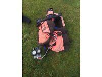 Dive Gear, Buddy Commando STAB jacket, medium, with air 2