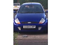 Spares or repairs. Ford KA sport 1.6