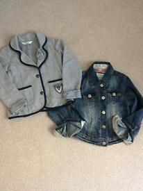 Clothes bundle - girl aged 7 (12 items)